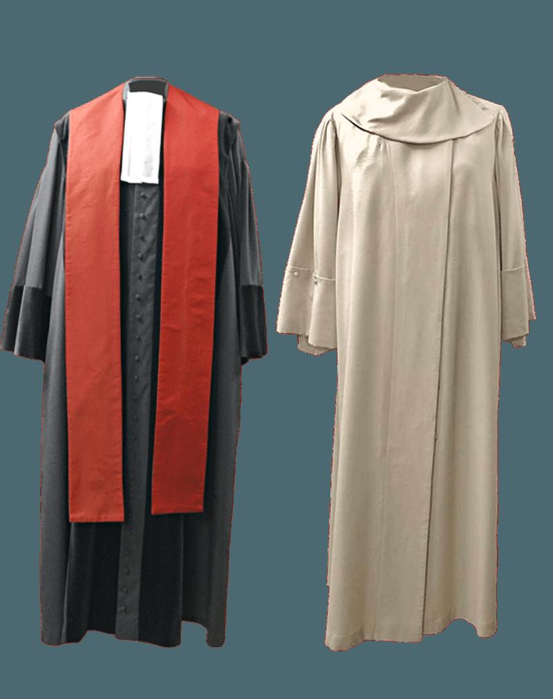 alternatieve predikantentoga
