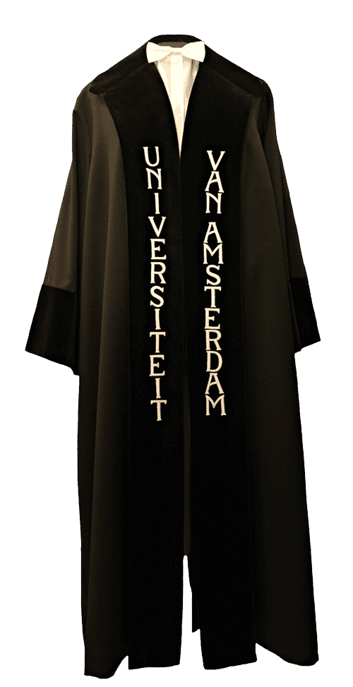 Universiteit van Amsterdam toga's