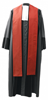 rhebergen toga rode cappa Alternatieve Predikantentoga